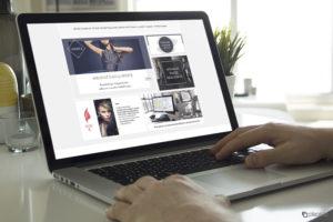 Strona Internetowa Studio Mody Bea