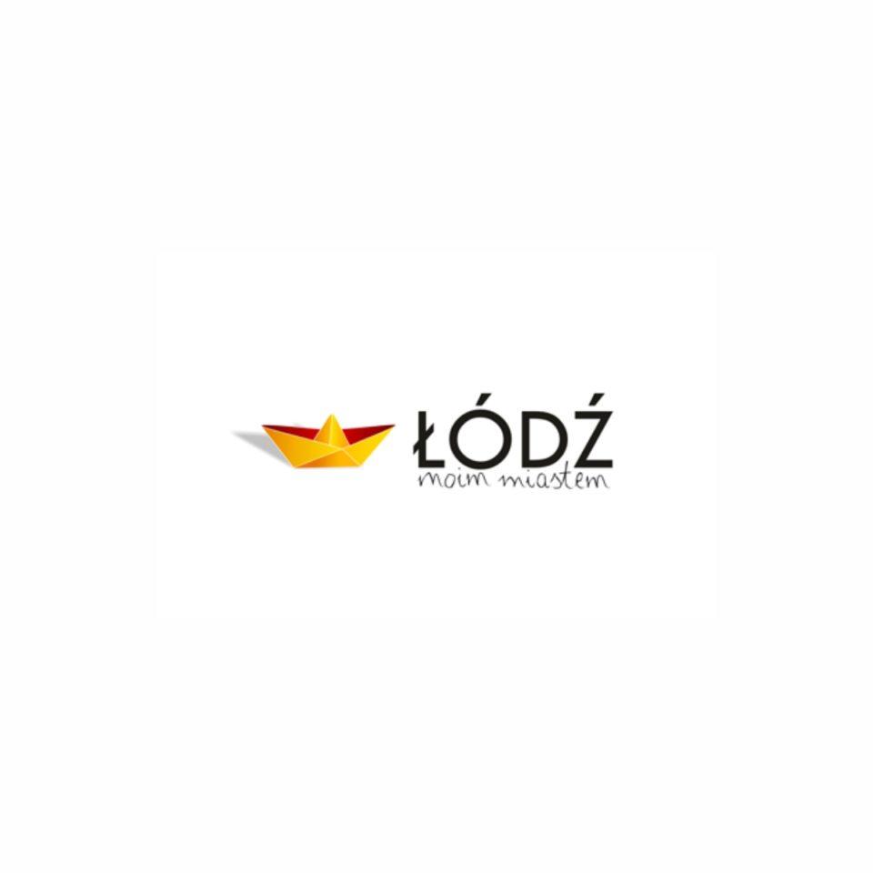 Projekt Logo Łódź Moim Miastem