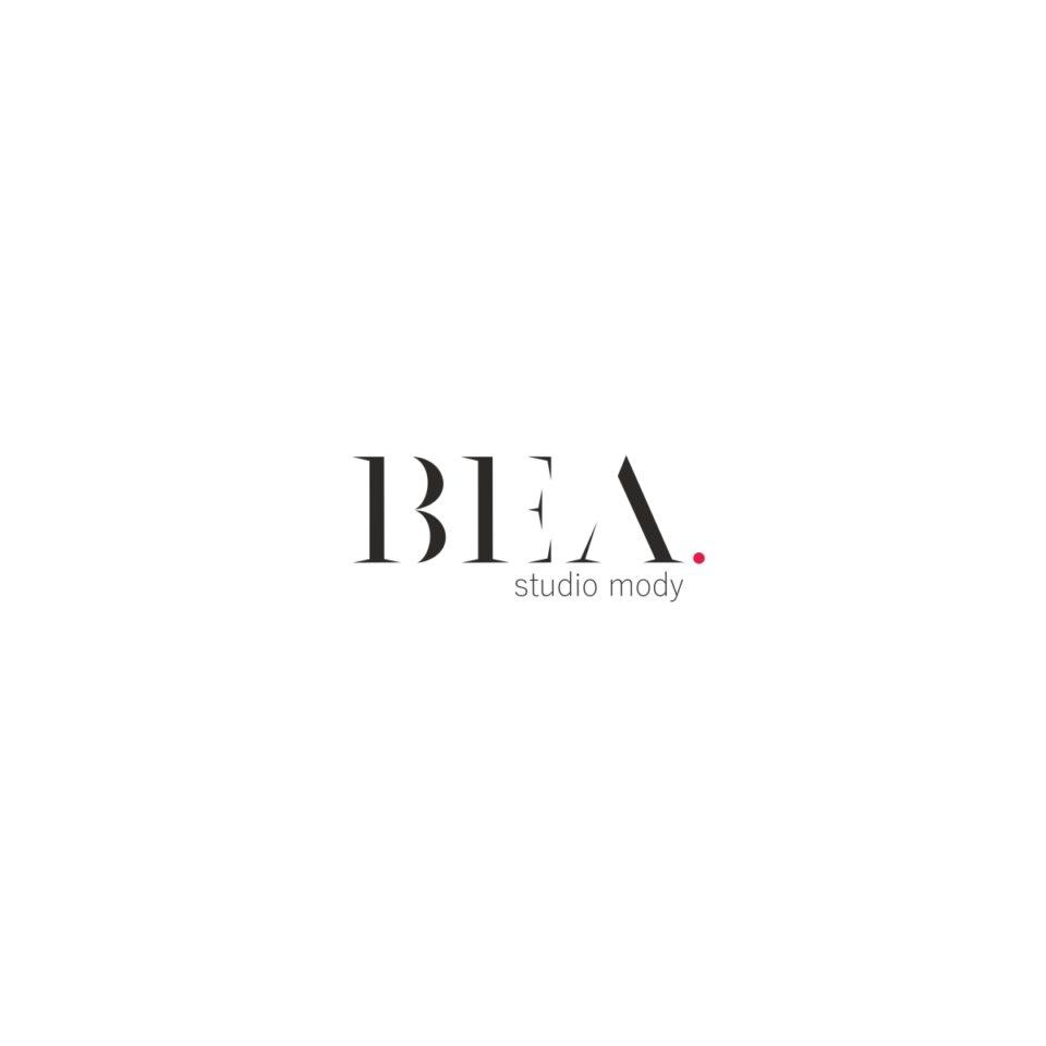 Projekt Logo Studio Mody Bea