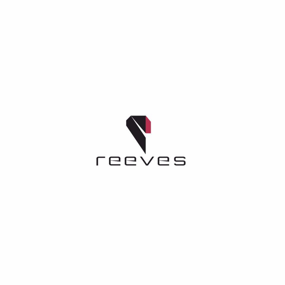 Projekt Logo Reeves
