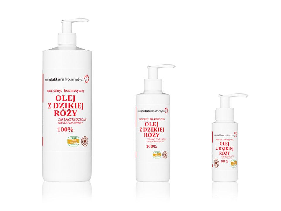 Wizualizacje Olejków Kosmetycznych