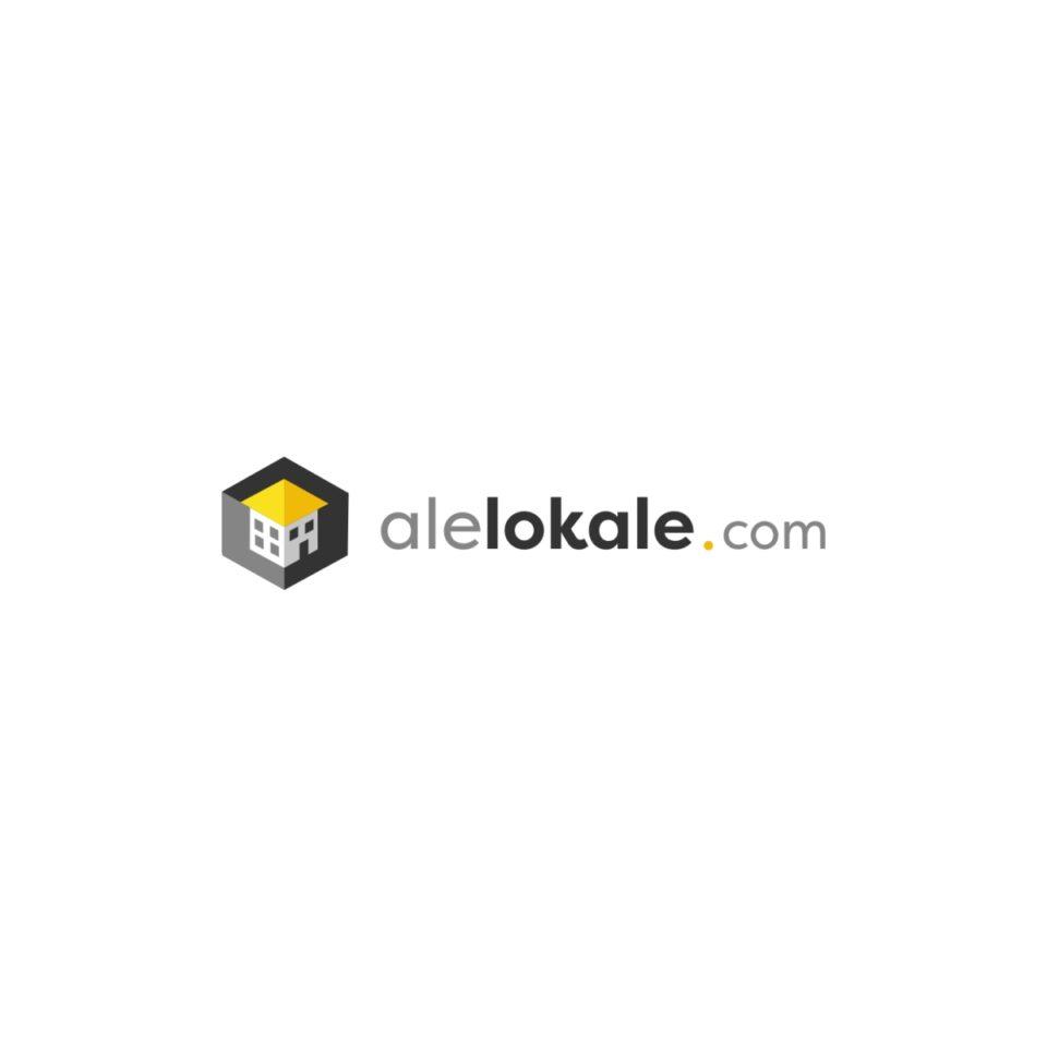 Projekt logo alelokale.com